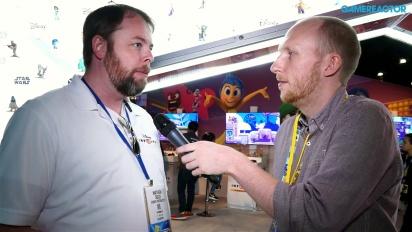 Disney Infinity 3.0 - Intervista a Mathew Solie