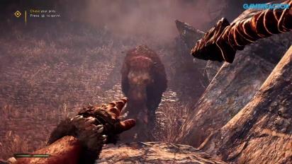 Far Cry Primal - Video-anteprima