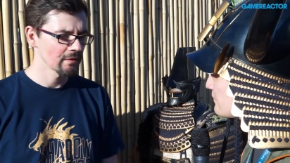 Shadow Warrior 2 - Intervista a Tadeusz Zielinski