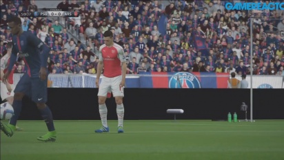 FIFA Match of the Week - PSG vs. Arsenal