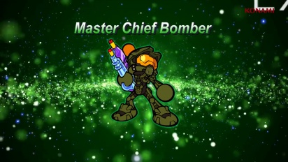 Super Bomberman R - Voice Actor Steve Downes as Master Chief Trailer