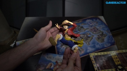 One Piece: World Seeker - L'unboxing della Pirate King Edition