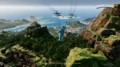 Tropico 6 - Launch Trailer (PS4)