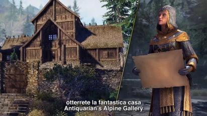 The Elder Scrolls Online - Cuore oscuro di Skyrim Trailer (italiano)