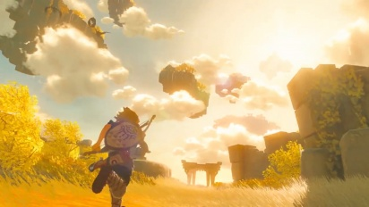 Sequel to The Legend of Zelda: Breath of the Wild - E3 2021 Teaser