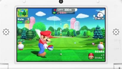 Mario Golf: World Tour - UK TV Spot