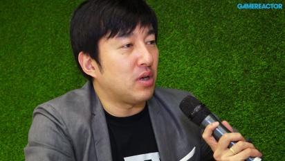 Gamelab 2015 - Intervista a Goichi 'Suda51'
