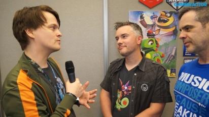 Yooka-Laylee - Intervista a Steve Mayles & Grant Kirkhope