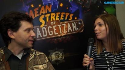 Hearthstone: I Bassifondi di Meccania - Intervista a Mike Donais