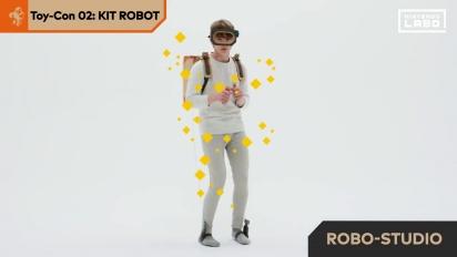 Nintendo Labo: Kit Robot - Nuovo trailer