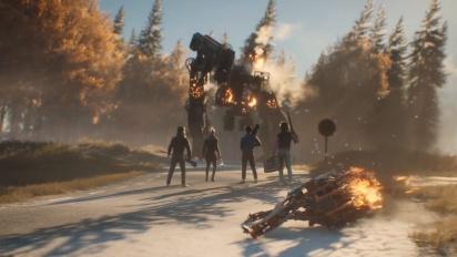 Generation Zero - Announcement Trailer
