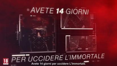 Hitman 2 - Sean Bean Bersaglio Elusivo Trailer
