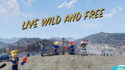Fallout 76 - Wild Appalachia Trailer