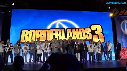 Borderlands 3 - Impressioni dal reveal del gameplay