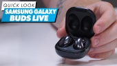 Samsung Galaxy Buds Live - Quick Look
