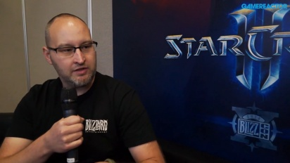 Starcraft II: Blizzcon 2016 - Intervista a Jason Huck