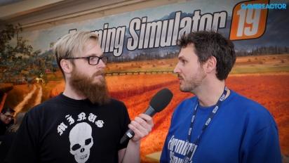 Farming Simulator 19 - La nostra intervista a Martin Rabl