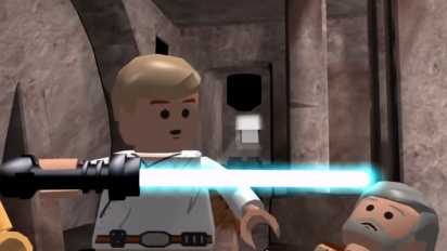 LEGO Star Wars - Official iOS Trailer
