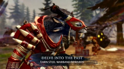 Guild Wars 2 - Visions of the Past: Steel and Fire