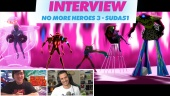 No More Heroes 3 - Goichi 'SUDA51' Suda Interview