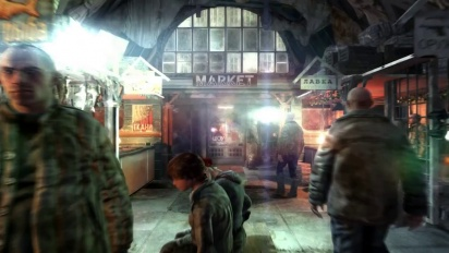 Metro: Last Light - Ranger's Survival Guide - Chapter 1