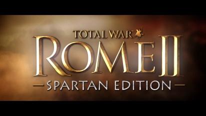 Total War: Rome II - Spartan Edition - Trailer ufficiale (italiano)