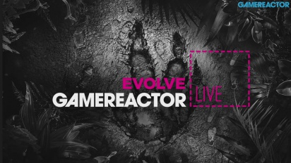 Evolve - Replica livestream 30.10.15
