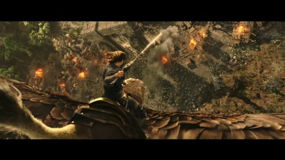 Warcraft - Teaser trailer del film
