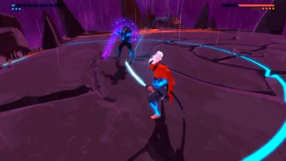 Furi - La prima boss battle (Gamplay)