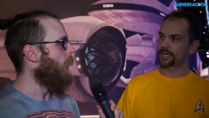 Star Trek: Bridge Crew - Intervista a Brian Tate