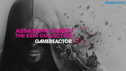 Assassin's Creed: The Ezio Collection - Replica Livestream