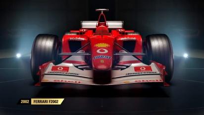 F1 2017 - Classic Car Reveal Scuderia Ferrari (italiano)