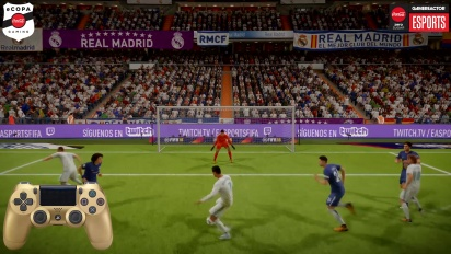 FIFA 18 - eCopa Tournament's First Trick