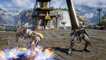 Soul Calibur VI - Voldo Reveal Trailer