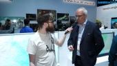 CES19: Samsung Serif e The Frame - Intervista a Magnus Nilsson