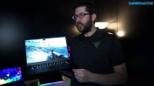 CES19: Razer Blade 15 & Raptor 27 - Intervista a Kevin Sather