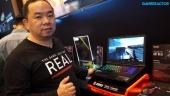 CES19: MSI GT75 Titan RTX 2080 - Intervista ad Alex