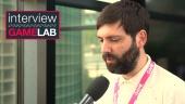 Gris - Conrad Roset Interview