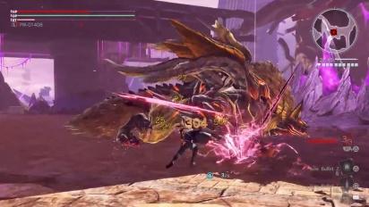 God Eater 3 - Battle Trailer