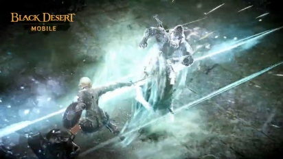 Black Desert Mobile - Launch Trailer