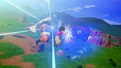 Dragon Ball Z: Kakarot - Nintendo Switch Trailer (italiano)