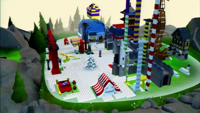 Lego Universe - User Generated Content Trailer