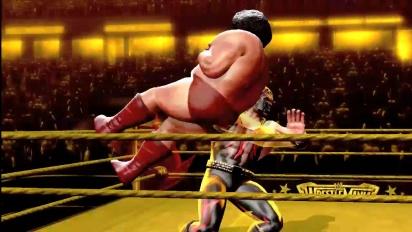 WWE All Stars - Big Man Class Trailer