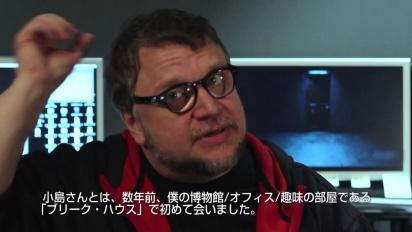 Un messaggio da Guillermo Del Toro: P.T.