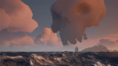 Sea of Thieves - Short Haul 3: Creating Clouds