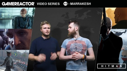 Hitman Season 1 Interview Series - Capitolo 3: Marrakesh