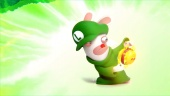 Mario + Rabbids Kingdom Battle - Character Vignette: Rabbid Luigi