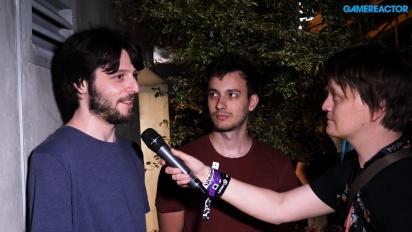 Sable - Intervista a Gregorios Kythreotis e Daniel Fineberg