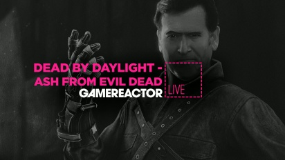 Dead by Daylight (Ash vs The Evil Dead) - Replica Livestream