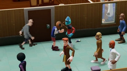 Two Point Hospital: Close Encounters - DLC Reveal